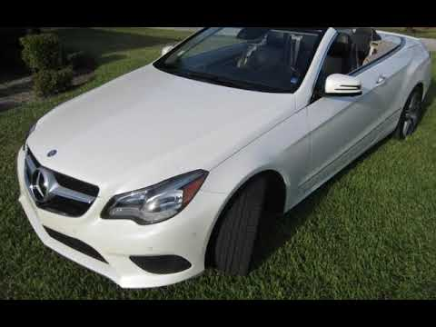 2014 Mercedes-Benz E-Class (CC-1361972) for sale in Delray Beach, Florida