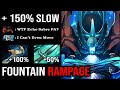 EPIC +150% Move Slow First Item Echo Sabre Phantom Assassin Brutal Fountain Rampage with 1 Jump KO