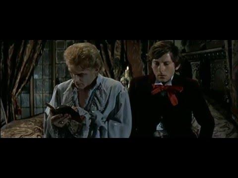 Tanz der Vampire (1967) - Alfred lässt einen Engel durchs Zimmer gehen