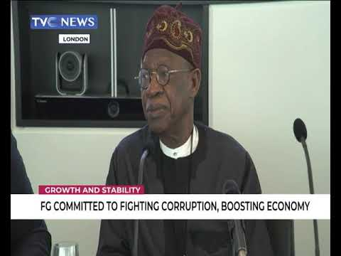 FG committed to fighting corruption, boost economy