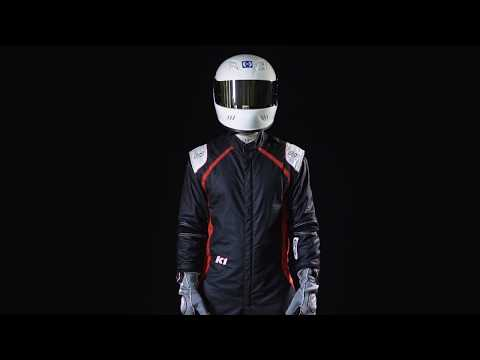 New K1 RaceGear Flex Auto Racing Suit