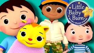Ding Dong Bell | Nursery Rhymes | By LittleBabyBum! | ABCs and 123s