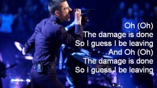 Chris Jamison-Cry Me A River-The Voice 7[Lyrics]