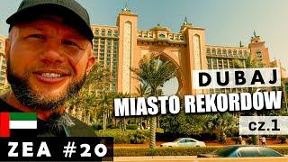 DUBAJ – Bogactwo , piękne samochody i dużo więcej… #20