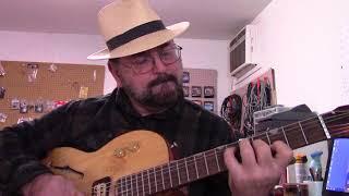 Deep River Blues Fingerstyle Guitar  (Doc Watson)