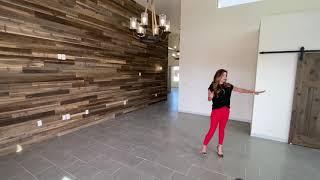 Contemporary / Rustic Industrial Home Walk-Through