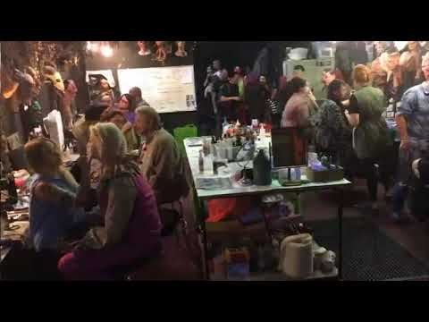 Netherworld time lapse:  People become monsters