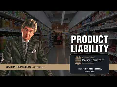 video thumbnail What Types Of Cases Fall Under Product Liability In Massachusetts?