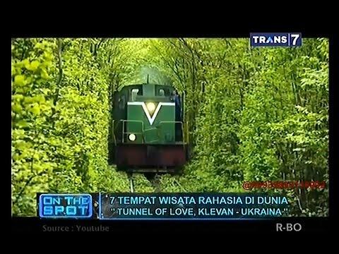 Video On The Spot - 7 Tempat Wisata Rahasia di Dunia