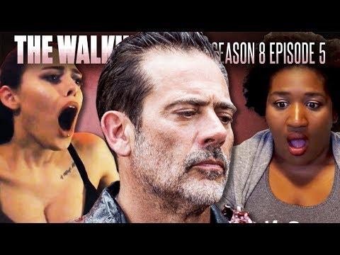 The Walking Dead: Season 8, Episode 5 Fan Reaction Compilation!