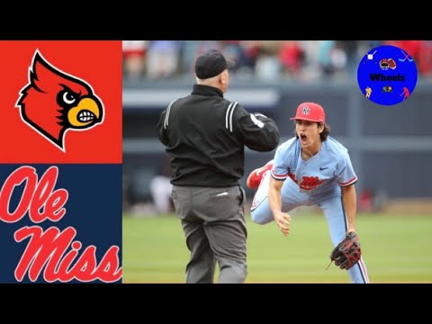 #2 Louisville vs #23 Ole Miss (Game 3) | 2020 College Baseball Highlights
