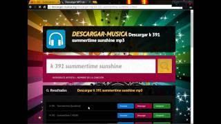 !como descargar música de youtube a tu pc¡