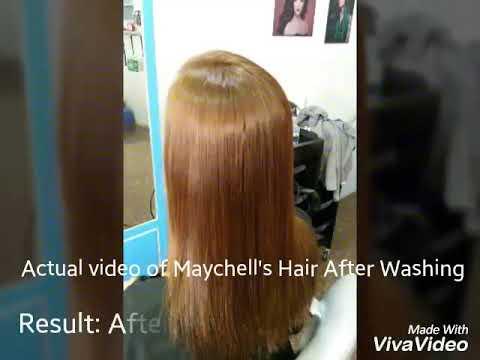 Liquid coconut hair oil review na may mga larawan bago at pagkatapos ng