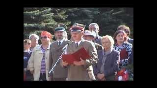 Obchody 68. rocznicy Operacji karpacko-dukielskiej