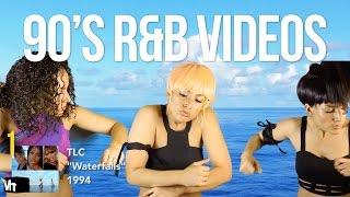 Best 90's R&B Video Countdown