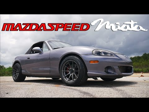 I BOUGHT A MAZDASPEED MIATA Ep. 1 - New Wheels! [Advanti Storm S1]