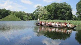 preview picture of video 'Gondelfahrten im Branitzer Park in Cottbus'