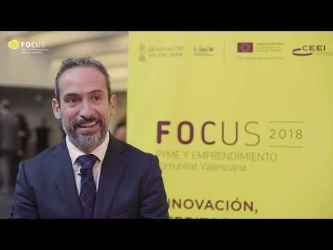 """Enrique Vicedo en el """"Focus Pyme Enrédate: encuentro empresarial y de networking"""" 30/11/[;;;][;;;]"""