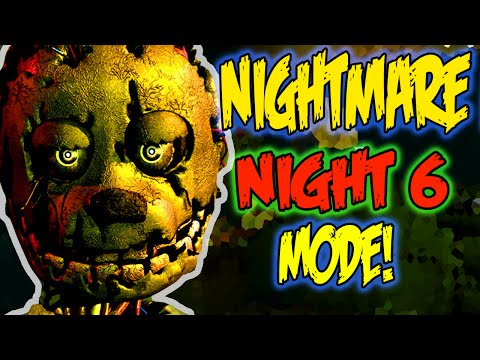 Five Nights at Freddys 4 The Final Chapter Walkthrough