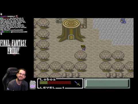 Lobos Plays Final Fantasy Mystic Quest (Pt. 1)