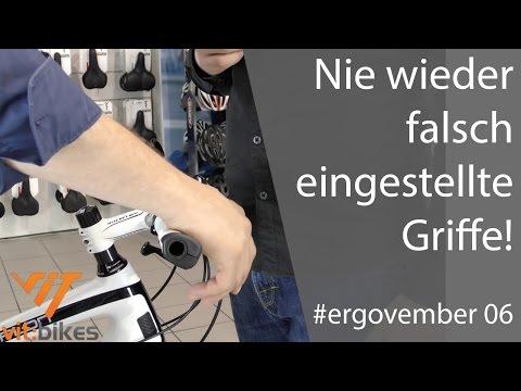 #ergovember 06 -  Nie wieder falsch eingestellte Griffe!