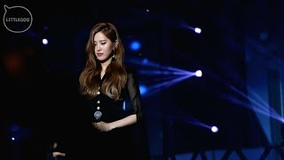 140930 Complete + Ending (Seohyun focus) - SNSD fanmeeting in ShenZhen