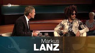 Markus Lanz vom 05.09.2018 - Lenny Kravitz, Reinhold Beckmann, ...