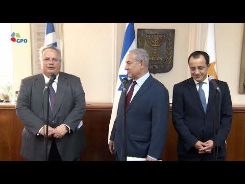 Η ενέργεια στο επίκεντρο της τριμερούς Ελλάδας-Κύπρου- Ισραήλ
