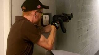 Draco AK47 Pistol Review Out The Box
