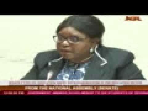 Registrar of #NABTEB Prof Ifeoma Isiugo Abanihe  Speaks During the