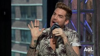 Adam Lambert on His New Album 'The Original High'