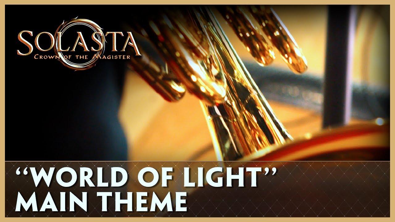 World of Light - Original Soundtrack Main Theme