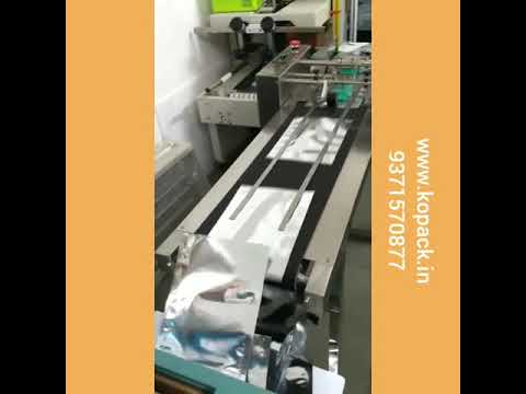 Feeding & Stacking Inkjet Conveyor