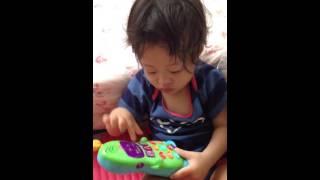 費雪Fisher新學習小電話1Y3M
