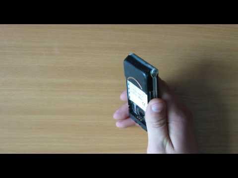 Видео-инструкция разблокировки Sony Ericsson TM506 от T-mobile USA