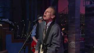 Open Road (Live) - John Hiatt - Late Show with David Letterman - 11th March 2010