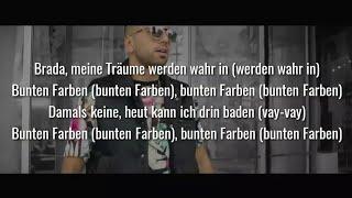 ENO   BUNTE FARBEN (Official HQ Lyrics) (Text)