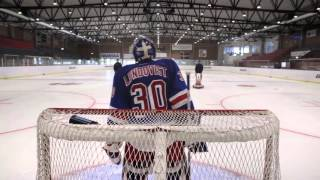 Machine vs Machine: Henrik Lundqvist 1S OD1N- Endurance Challenge