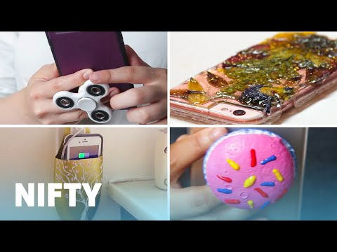 6 DIY Projects For Phone Lovers