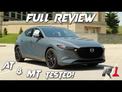 External Review Video 9m-Joo6xTSE for Mazda Mazda3 Hatchback & Sedan (4th gen)