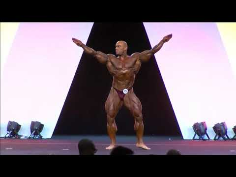 Arnold Clasicc Europe Pro-Show, Men´s Posing Routines