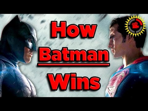 This Fan Theory Explains How Batman BEATS Superman In Batman V Superman
