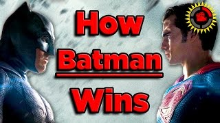 Download Youtube: Film Theory: How Batman BEATS Superman! - Batman v Superman