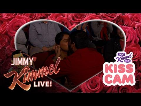 Kimmel Kiss Cam