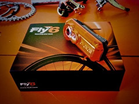 VeloKranks Unboxing of Fly6