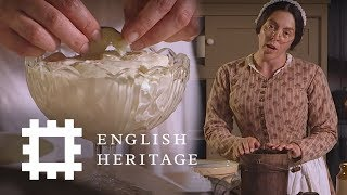 How to Make Ice Cream - The Victorian Way