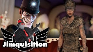 the joykilling culture of aaa games  the jimquisition