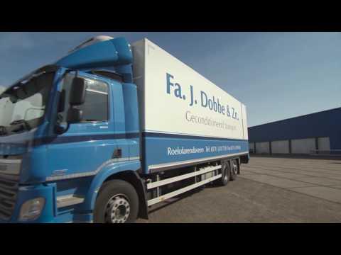 Steeds slimmer vracht vervoeren  in Noord-Holland