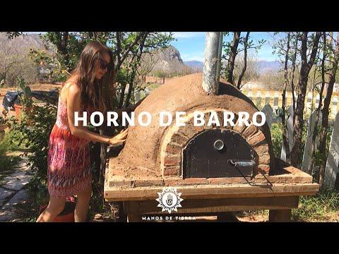 Como Hacer Un Horno De Leña Paso A Paso /horno de barro/manos de tierra