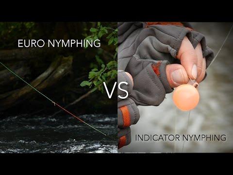 Euro Nymphing vs Indicator Nymphing